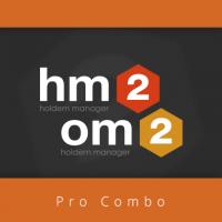 Pro Combo 2 - Hold'em + Omaha Manager